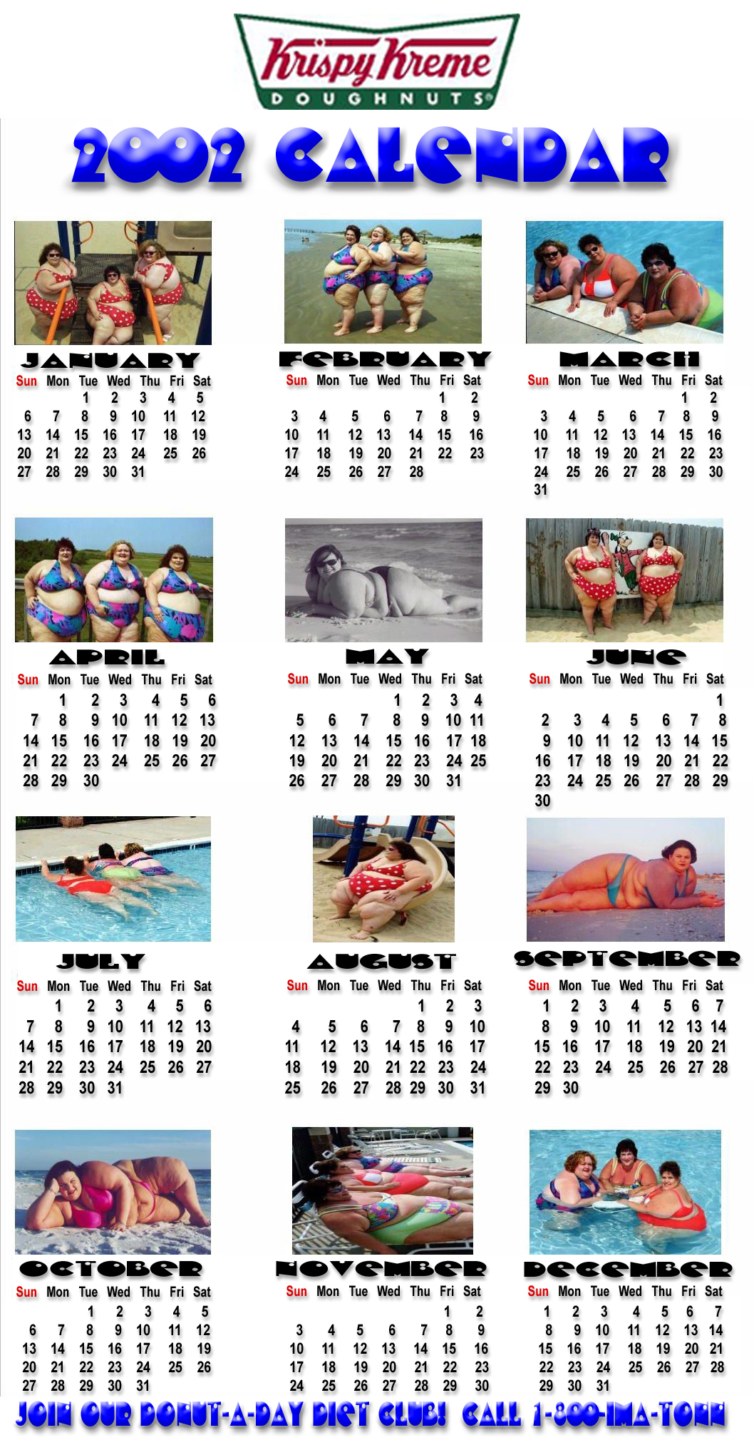 Krispy Kreme Calendar.Swimsuit Whaler Photos On Motorboating Com Moderated Discussion Areas
