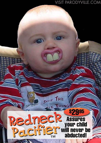 Little King Funny Pacifier