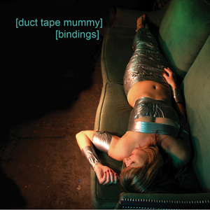 mmmm bondage with duct tape