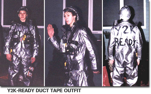 Duct Tape Fashion Gallery Four